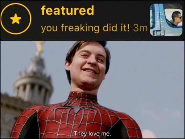 Featured you freaking did it love ms memes