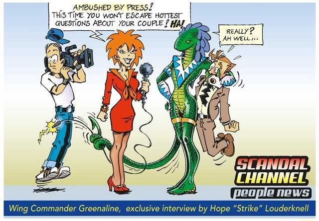 AMBUSHED BY PRESS THiS TiME You Won'T ESCAPE HOTTEST QUESTIONS ABOUT YOUR COUPLE HAS REALLY AH WELL CHANNEL peopie news nmander Greenaline, exclusive interview by Hope memes