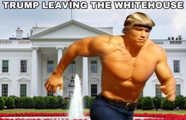 TRUMP LEAVING THE SE meme