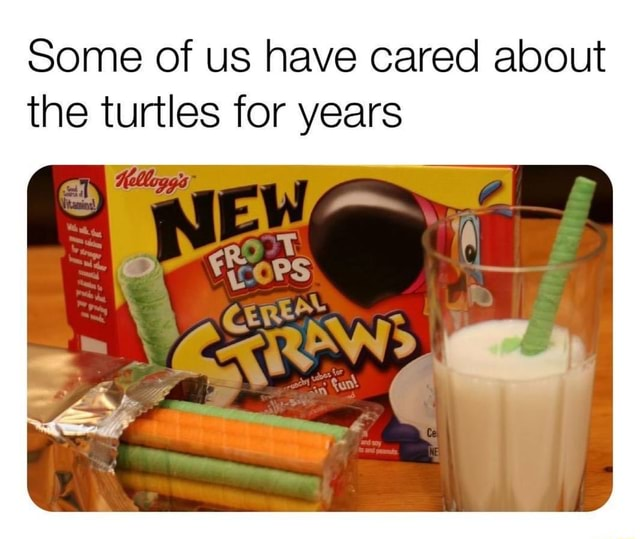 Some of us have cared about the turtles for years memes