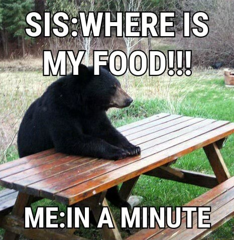 IS MY FooD A MINUTE memes