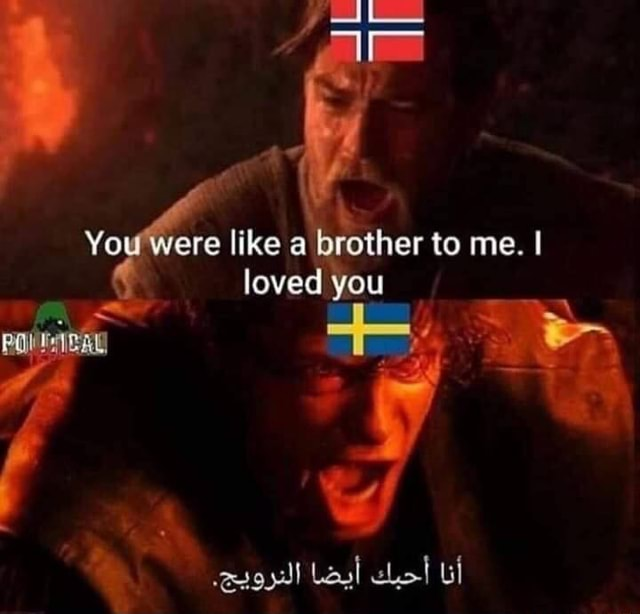 Were like a brother to me. I loved you Lagl meme