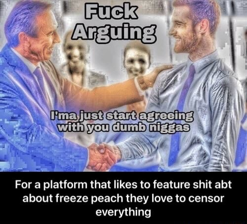 Puck For a platform that likes to feature shit abt about freeze peach they love to censor everything For a platform that likes to feature shit abt about freeze peach they love to censor everything memes