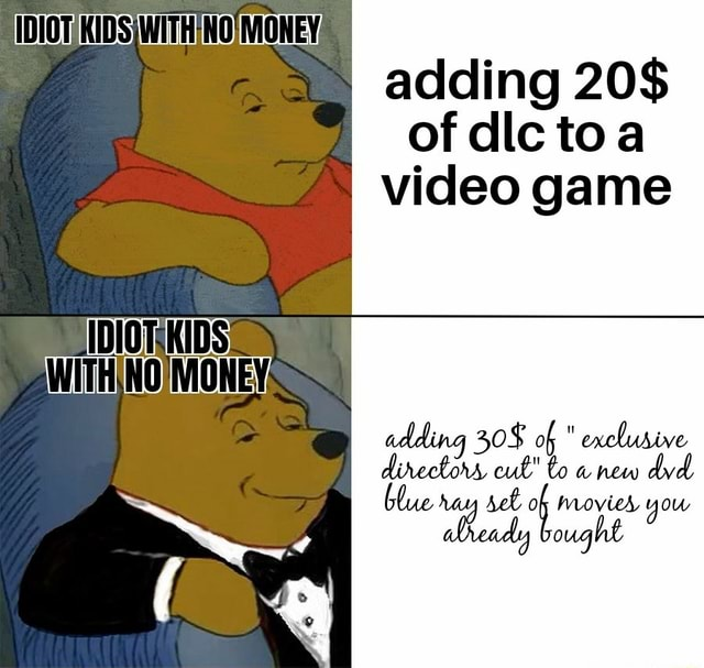 DOT K adding 20$ of dic toa game adding o$ of  exclusive anew to anew dvd memes