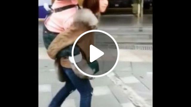 Girl And Dog Travel To Europe - Video & GIFs | Animals & Pets, dogs, dog breeds, girls, summer fashion, travel