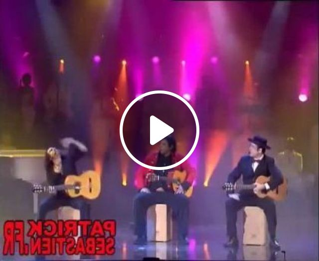 Men Perform Guitar On Stage - Video & GIFs | Fashion & Beauty, men, men's fashion, performances, guitar, stage