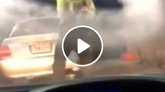 Spray Nozzle In Auto Spraying Area - Video & GIFs | science & technology, car, hoose, carwash, luxury vehicles, luxury cars