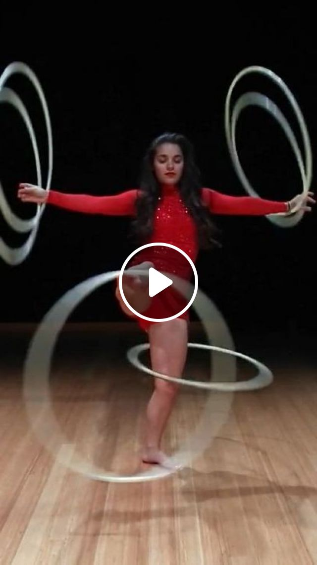 What A Talented Girl Amazing - Video & GIFs   sports, sports equipment, sports clothing