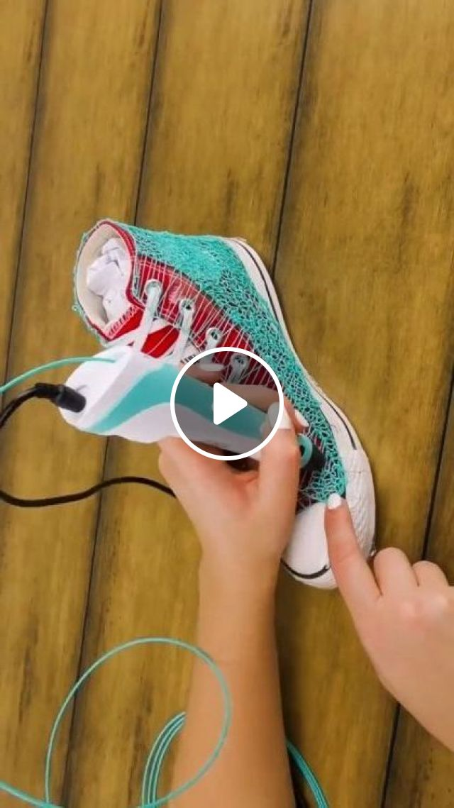Do You Want A Pair Of 3D Shoes - Video & GIFs | art & design, fashion shoes, 3d technology