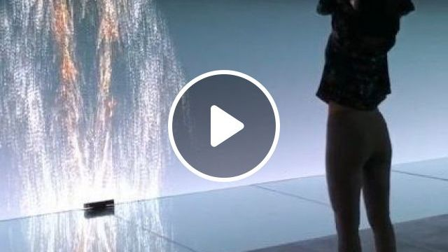 Exercise In Front Of Led Screen - Video & GIFs   sports, screen technology