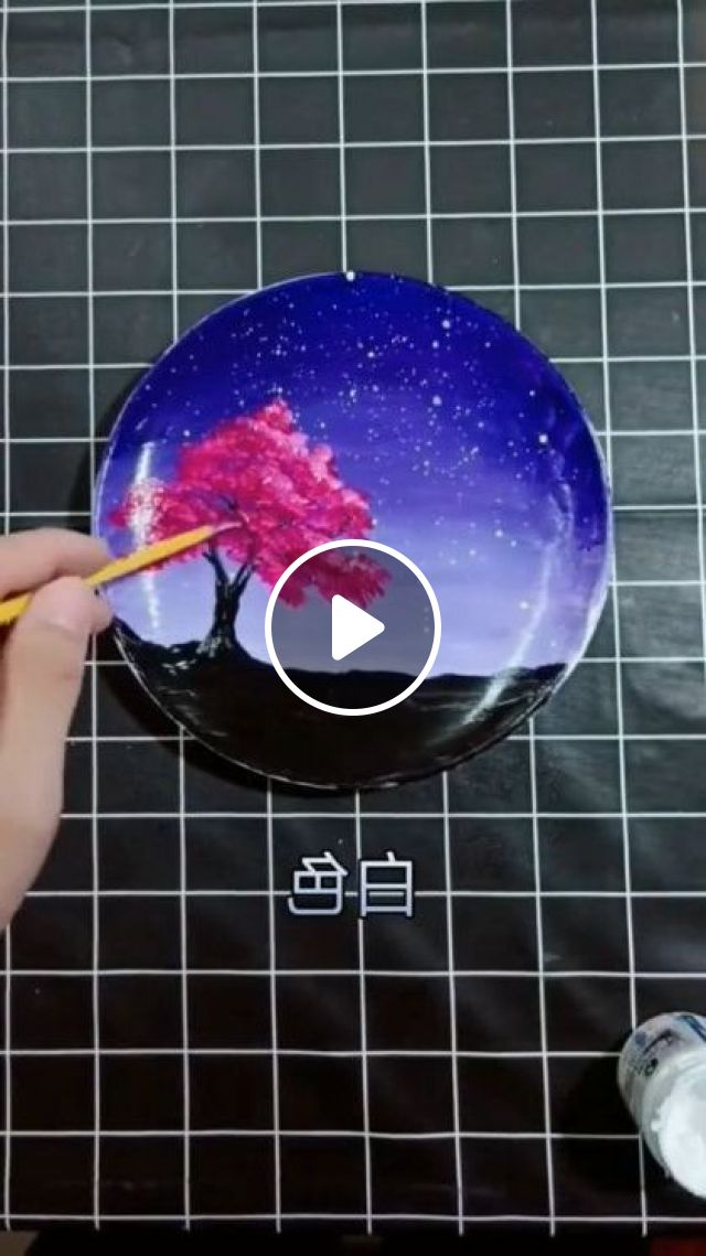 Beautiful And So Amazing - Video & GIFs   art & design, painting, painting tools