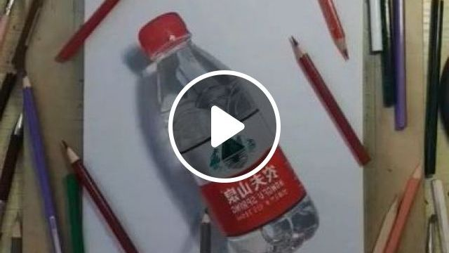 Amazing Art Keep This Hard Work Up - Video & GIFs   art & design, painting, painting tools