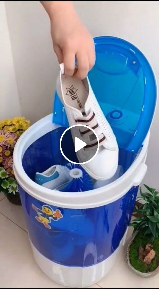 Shoe Cleaning Equipment For Families - Video & GIFs   science & technology, technology machine