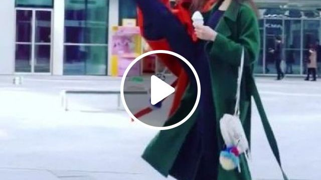 Travel And Ice Cream - Video & GIFs   nature & travel, chinese travel, girls, clothes fashion dresses, high heels
