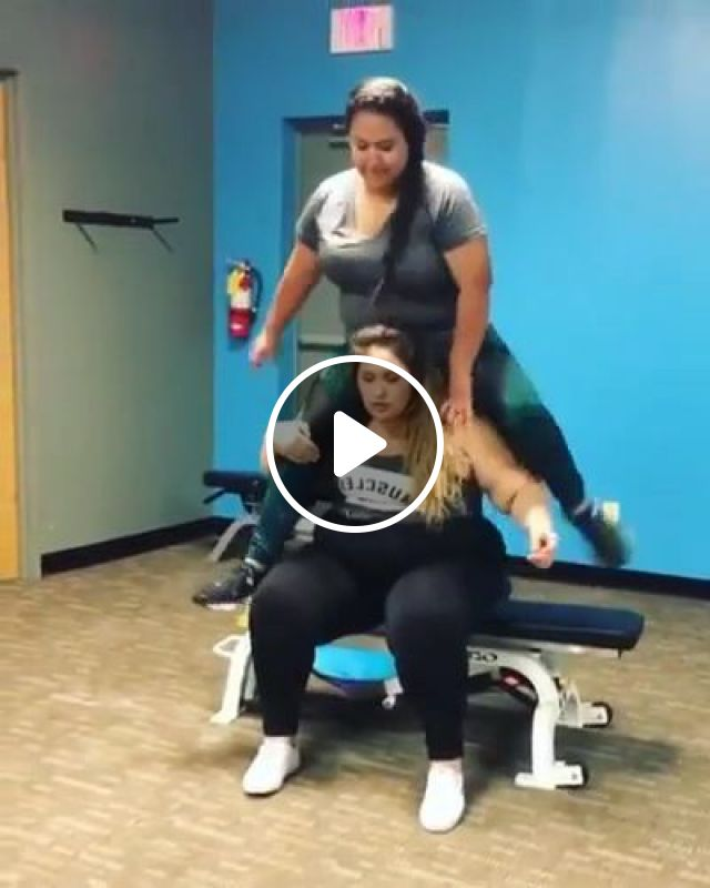 Girls Are Practicing Yoga In Room - Video & GIFs   sports, girls, clothes fashion, practicing yoga, health, room