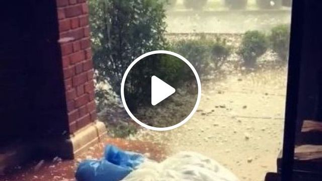 Got Caught In A Hailstorm While Waiting To Ride Longest Alpine Slide In Imst - Video & GIFs | nature & travel, hail, imst travel coaster, cable car