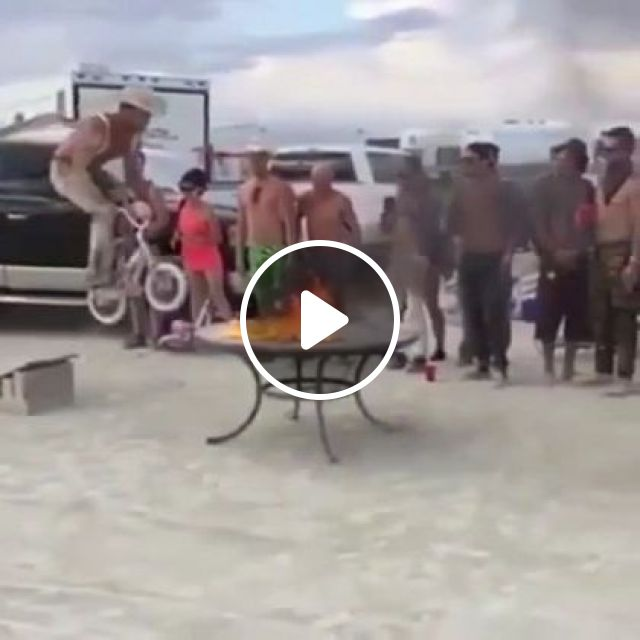 Bicycle Man On The Beach - Video & GIFs | nature & travel, sea travel, belgium, men's fashion clothes