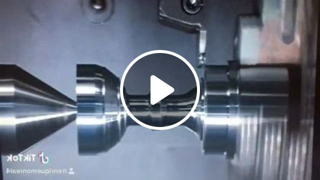 CNC Machines Are Creating Parts Of Car Engines - Video & GIFs   science & technology, cnc lathes, automatic machines, industrial vehicles, automobile accessories, commercial vehicles
