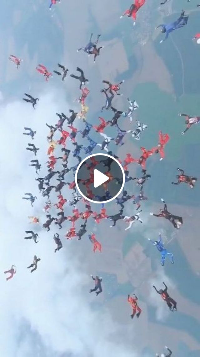 Skydiving Sports - Video & GIFs   sports, sports aircraft, sports clothes