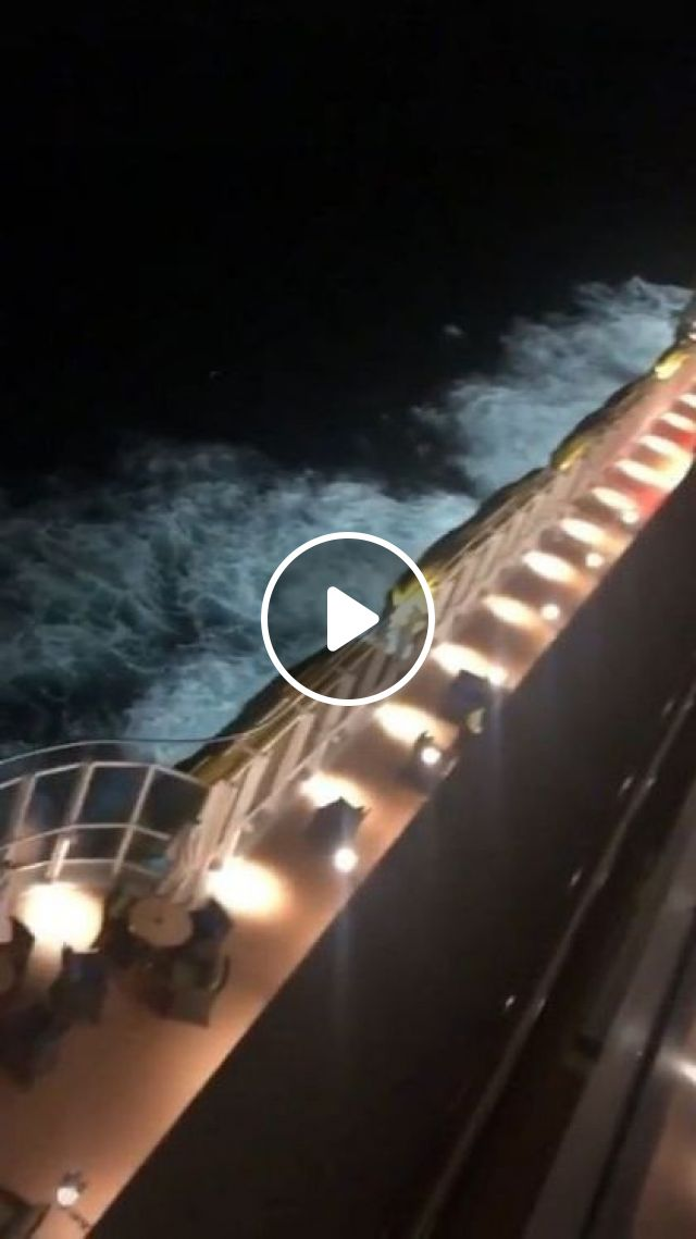 How Do You Feel When You're On The Titanic - Video & GIFs   nature & travel, sea travel, boat tour