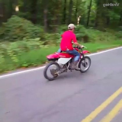 a man riding a motorbike can cross all terrain - Video & GIFs | Auto & Technique, man, male fashion, off-road motorcycle, sports motorcycle, luxury motorbike