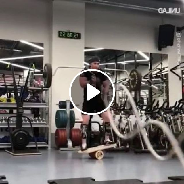 A Man Practices Sports With Sports Equipment - Video & GIFs   sports, men, sports fashion, sports practice, sports equipment