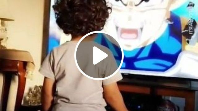 Child And Widescreen Television - Video & GIFs | fashion & beauty, kid, fashion baby, television, wide screen