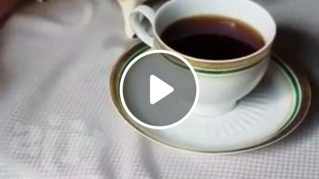 tea in  restaurant is very delicious - Funny Videos - funnylax.com - nature & travel,drinking tea,restaurants,furniture,very delicious