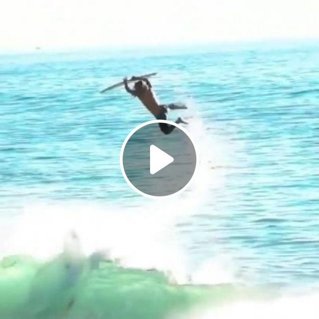 Surfing Is Not Difficult, We Just Need To Practice Hard - Video & GIFs | sports, surfing, beach, practice, travel