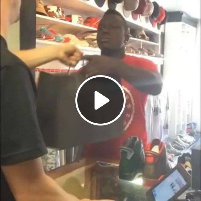When I Bought New Sneakers Very Luxurious And Expensive - Video & GIFs   fashion & beauty, man, men's fashion, fashion shoes, shoe sneakers, luxury shoes
